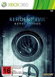 Resident Evil: Revelations for X360