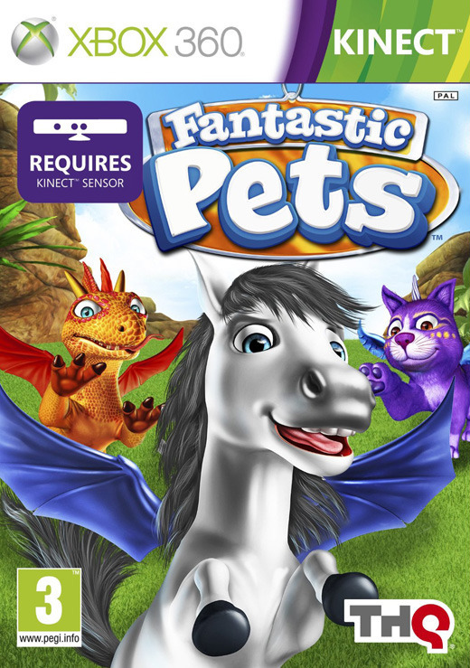 Fantastic Pets for Xbox 360