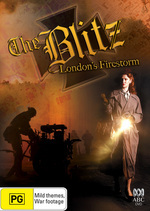 Blitz, The - London's Firestorm on DVD