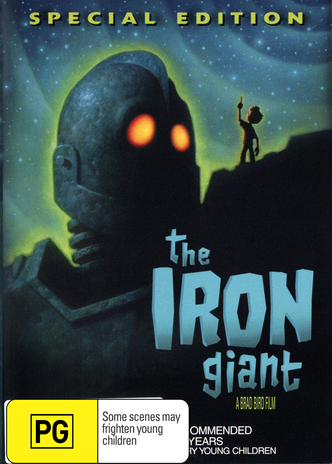 Iron Giant, The: Special Edition on DVD image