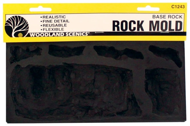 Woodland Scenics Base Rock Mould
