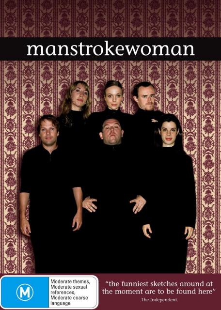 Man Stroke Woman on DVD image