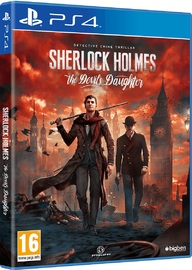 Sherlock Holmes: The Devil's Daughter for PS4