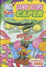 Candy Store Caper by John Sazaklis