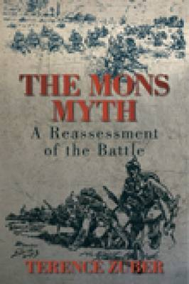 The Mons Myth by Terence Zuber image