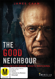 The Good Neighbour on DVD
