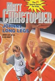 Johnny Long Legs by Matt Christopher image