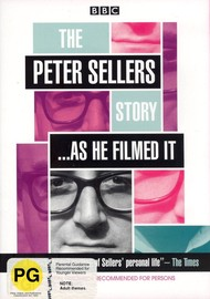 The Peter Sellers Story... As He Filmed It on DVD image