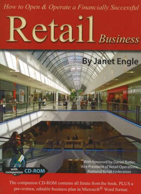 How to Open & Operate a Financially Successful Retail Business by Janet Engle image