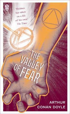 The Valley of Fear by Arthur Conan Doyle image