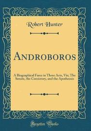 Androboros by Robert Hunter