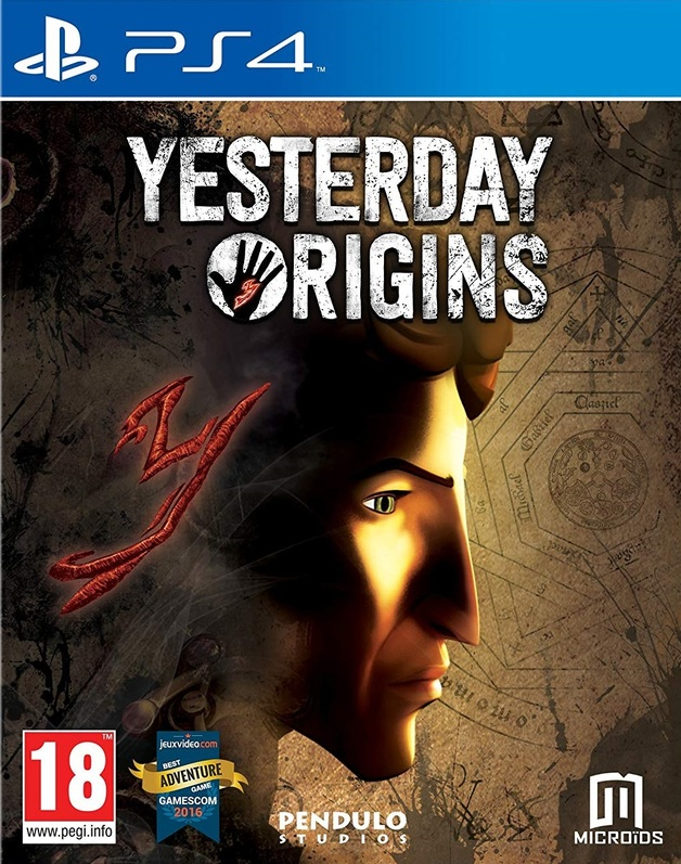 Yesterday Origins for PS4