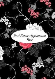 Real Estate Appointment Book by Jason Soft