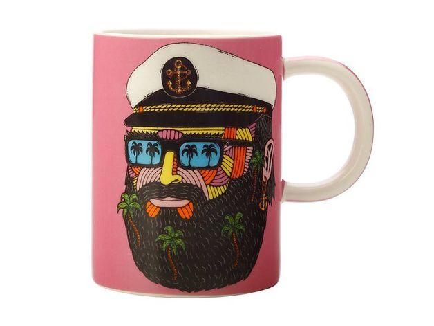 Maxwell & Williams: Mulga the Artist Mug Captain