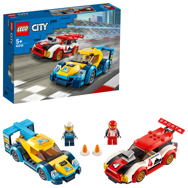 LEGO City: Racing Cars - (60256)