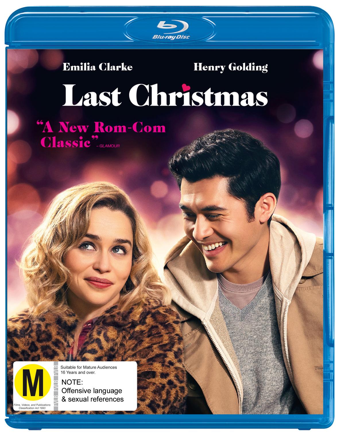 Last Christmas on Blu-ray image