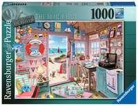 Ravensburger: 1,000 Piece Puzzle - My Haven: The Beach Hut