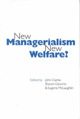 New Managerialism, New Welfare? image