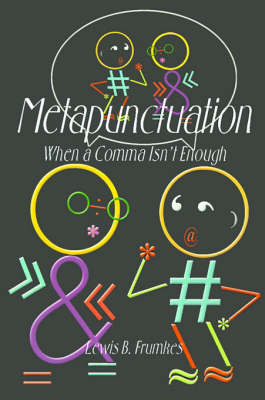 Metapunctuation by Lewis Burke Frumkes image