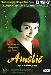 Amelie on DVD