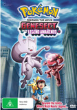 Pokemon: The Movie - Genesect & the Legend Awakened on DVD