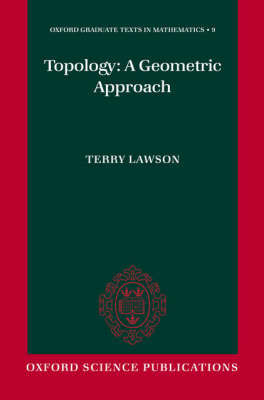 Topology: A Geometric Approach by Terry Lawson image