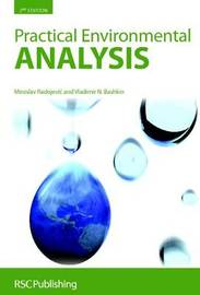 Practical Environmental Analysis by Miroslav Radojevic