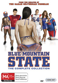 Blue Mountain State : The Complete Collection on DVD