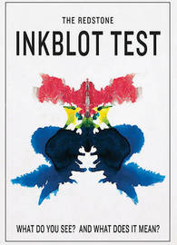 The Redstone Inkblot Test: The Ultimate Game of Personality by Will Hobson
