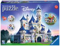 Ravensburger: Disney Castle - 216pc 3D Puzzle