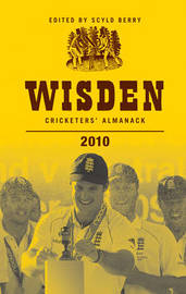 Wisden Cricketers' Almanack by Scyld Berry image