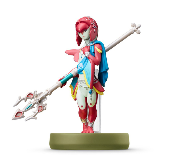 Nintendo Amiibo Mipha - Zelda Collection for