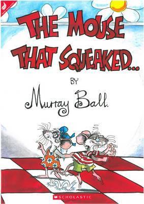 The Mouse That Squeaked by Murray Ball image