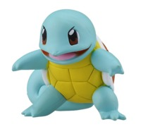 Pokemon: Moncolle EX Squirtle - PVC Figure