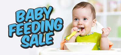 Baby Feeding on Sale!