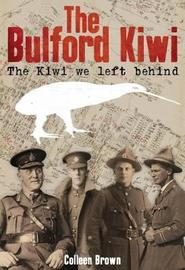 Bulford Kiwi by Colleen Brown