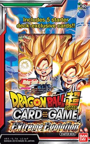Dragon Ball Super TCG: The Extreme Evolution Starter Deck image