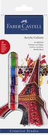 Faber-Castell: Starter Set Acrylic Colours Box (12 Pcs) image