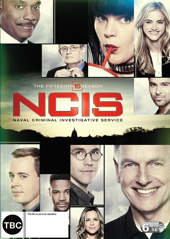 NCIS: The Complete Fifteenth Season on DVD