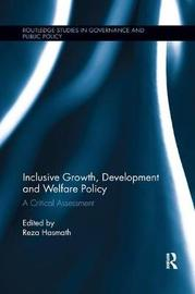 Inclusive Growth, Development and Welfare Policy image