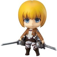 Attack on Titan: Armin Arlert - Nendoroid Figure