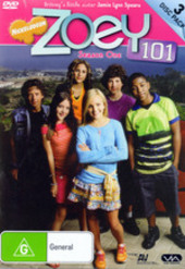 Zoey 101 - Season 1 (3 Disc Set) on DVD