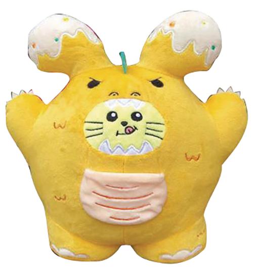 "Disburst Animals: Creamsicle - 9"" Kaiju Babee Plush"