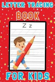 Letter Tracing Book for Kids by Alphabetouali-Arts Store