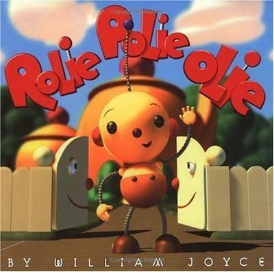 Rolie Polie Olie by William Joyce image