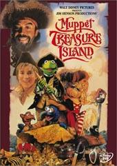 Muppet Treasure Island on DVD