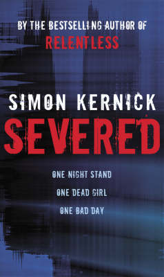 Severed by Simon Kernick image