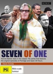 Seven Of One on DVD