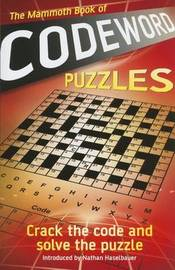 Mammoth Book of Codeword Puzzles by Nathan Haselbauer