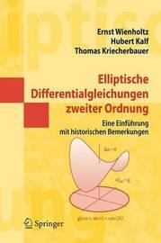 Partielle Differentialgleichungen by Ernst Wienholtz